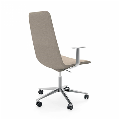 807_Slim Conference medium Chair