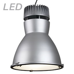 ROCKET II LED FROSTED LENS LOWBAY - IL7810