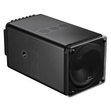 MM-4XPD Directional Miniature Self-Powered Loudspeaker