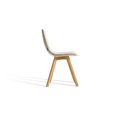 ICS WOOD CHAIR (Capdell) | Free BIM object for ArchiCAD, ArchiCAD