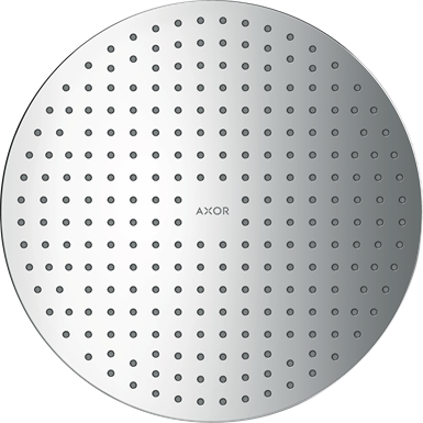 AXOR ShowerSolutions Overhead shower 300 2jet ceiling-exposed 35305000