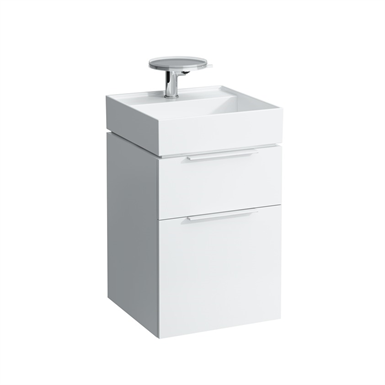 KARTELL BY LAUFEN Vanity unit 455 mm