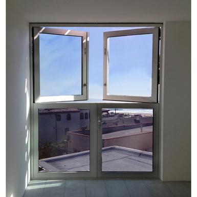 Dutch Door Curtain Wall Panel - Model SI2253