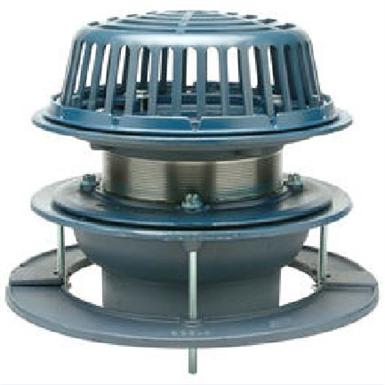 Z100 C Ea 15 Quot Diameter Main Roof Drain With Low