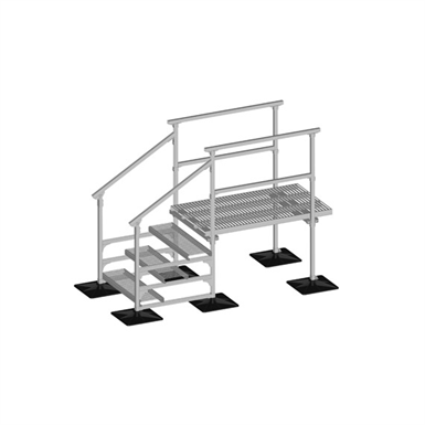 Roof Access Stairs Php Systems Design Free Bim Object