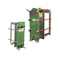 Pf Series Plate And Frame Heat Exchanger 1 Quot 12 Quot Ports