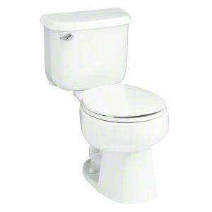 WINDHAM 12 ROUGH IN ROUND FRONT TOILET WITH PROFORCE TECHNOLOGY Ster