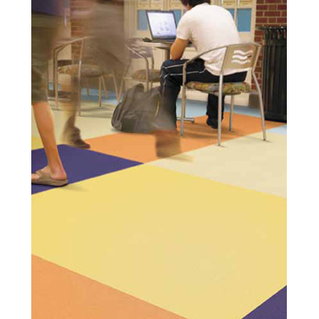 Color Essence Slip Resistant Tile Vinyl Flooring Johnsonite