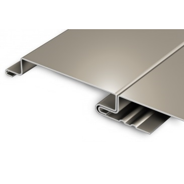 Flush Reveal Wall Panel Petersen Aluminum Free Bim