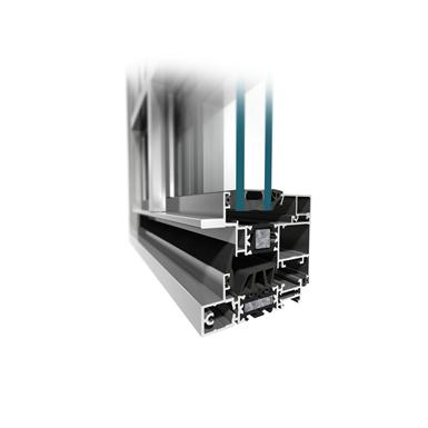 mb slimline 104 5 tilt turn window system with slim. Black Bedroom Furniture Sets. Home Design Ideas
