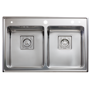 INTRA FRAME KITCHEN SINK FR78D, INCL POP-UP WASTE & WATER TRAP ...