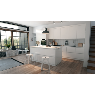 Modern Family Kitchen Set