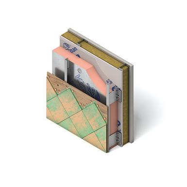 kingspan kooltherm k15 rainscreen board kingspan. Black Bedroom Furniture Sets. Home Design Ideas