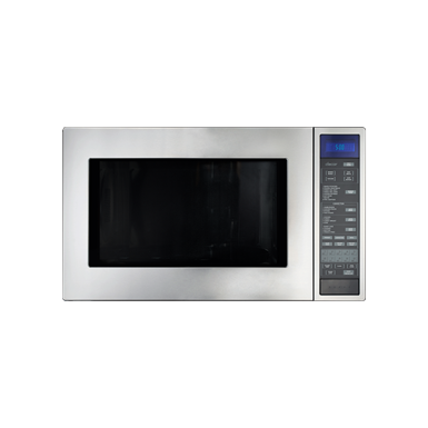 Discovery 24 Quot Convection Microwave Black Stainless Steel
