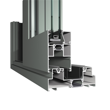 Reynaers Sliding Element Concept Patio 130 Reynaers