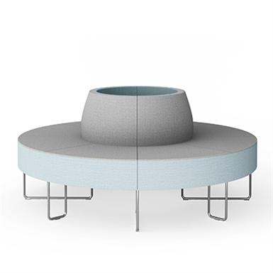 Efg Mingle Circle Sofa Small