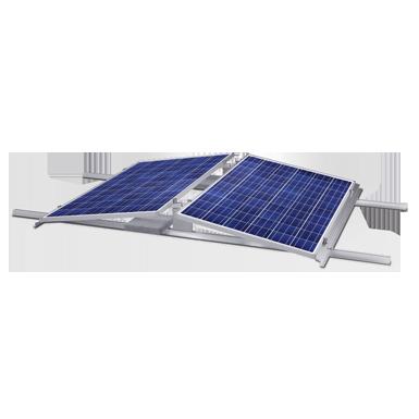 Kit Sunfix Aero Duo Solarworld Ag Free Bim Object For