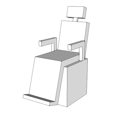 D3300 Chair Radiographic Dental Seps2bim Free Bim