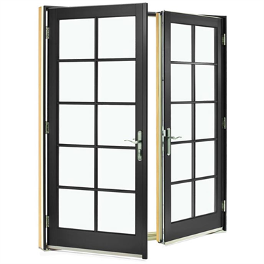 Integrity Wood Ultrex Outswing French Door Integrity From Marvin