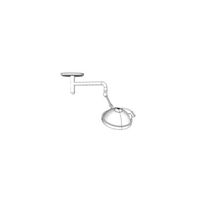 M7470 Light Surgical Ceiling Single Small Seps2bim