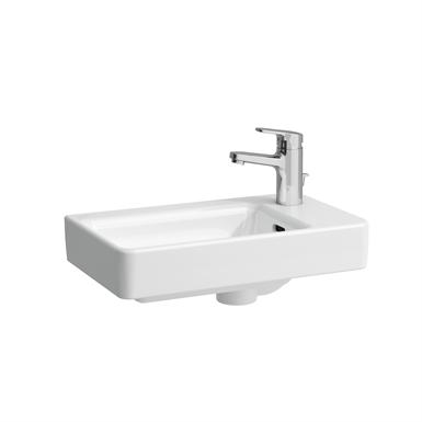 laufen pro s small washbasin asymmetric right 480 mm laufen free bim object for 3ds max. Black Bedroom Furniture Sets. Home Design Ideas