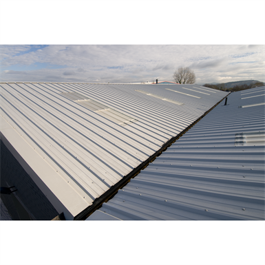 Trisomet 174 Roof System Insulated Composite Sandwich Roof