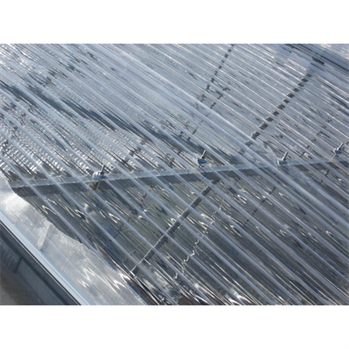 Onduclair Pc Mo Corrugated Polycarbonate Roofing Sheet