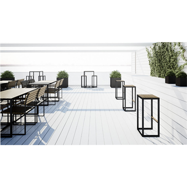 Garden Bar Table R 246 Shults Free Bim Object For Archicad