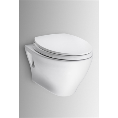 Aquia 174 Wall Hung Toilet Dual Max 174 Flushing System