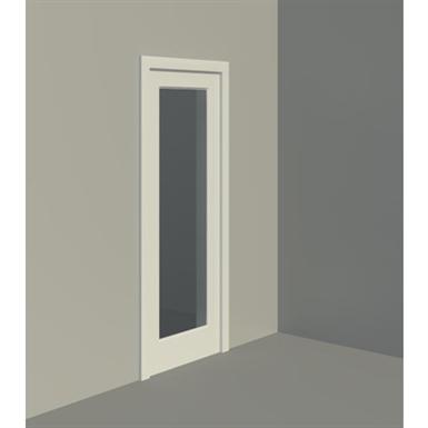 Glass Doors 1 Panel Design Supa Doors Free Bim Object For