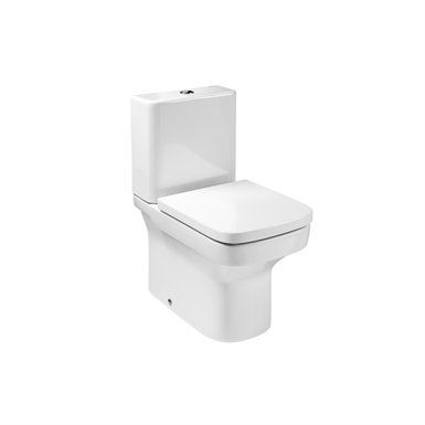 Dama wc back to wall roca free bim object for archicad for Sanitarios roca online