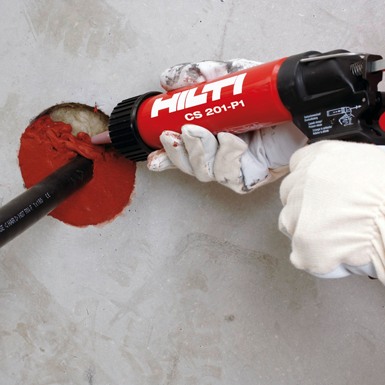 Firestop Sealant Fs One Hilti Free Bim Object For