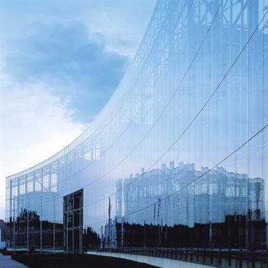 Saint Gobain Glass Bim Pfosten Riegel Fassade Saint