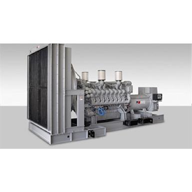 Aftertreatment Series 4000 2000 2250 Kwe Diesel Generator