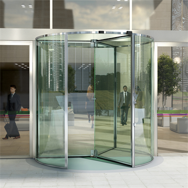 Glass 4 wing revolving door 18 to 30 m assa abloy entrance glass 4 wing revolving door 18 to 30 m planetlyrics Image collections