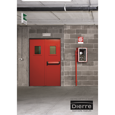 new idra ei2 60 double leaf dierre free bim object for