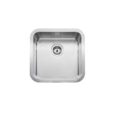 BERLIN SINGLE BOWL KITCHEN SINK 460 (Roca) | Free BIM object for ...