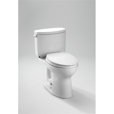 Drake Ii Close D Toilet Double Cyclone Flushing System Elongated Bowl