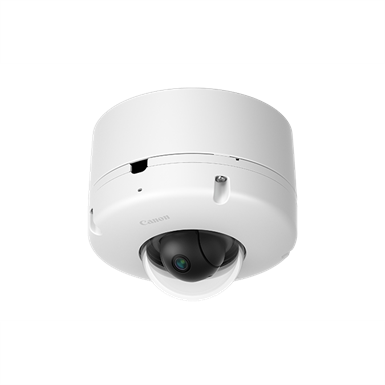 Canon Vandal Resistant Outdoor PTZ 2.1 MP Micro Dome Network Camera 3.5x optical zoom