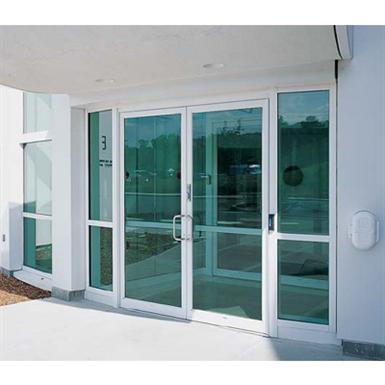 190 350 500 Standard Entrances Kawneer Na Free Bim