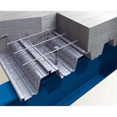 Comflor e60 steel composite decking for composite for Composite flooring for decks