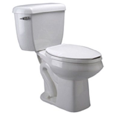 Z5560 Pressure Assisted Toilet With Ecoflush Zurn