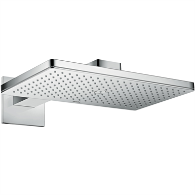AXOR SHOWERS OVERHEAD SHOWER 460/300 1JET 35278000 (AXOR) | Free BIM ...