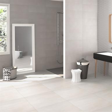 Collection Evolution Colour Blanco Floor Tiles Keraben Free Bim