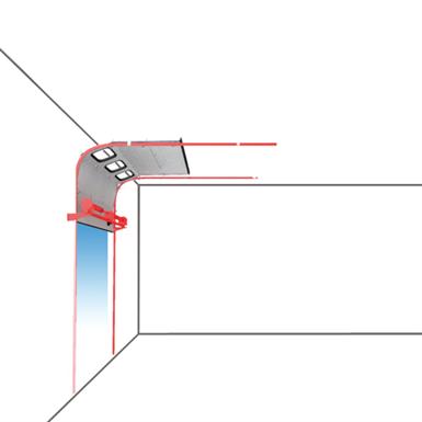 Sectional Overhead Door 601 Pre Assembled High Lift