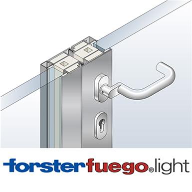 door forster fuego light ei90 double leaf forster. Black Bedroom Furniture Sets. Home Design Ideas