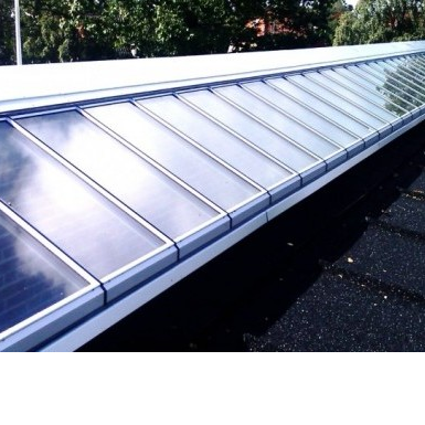Vitral A74 Roof Glazing Vitral Free Bim Object For