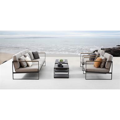 Garden easy sofa 3 r shults free bim object for for Outdoor furniture revit