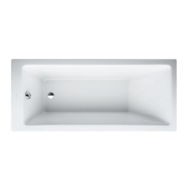 laufen pro bathtub 1600 x 700 mm (laufen) | free bim object for 3ds