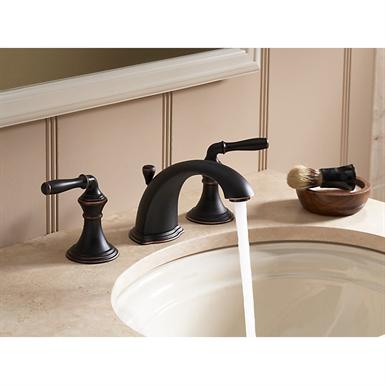 K 394 Devonshire Widespread Bathroom Sink Faucet Kohler Free